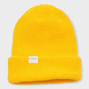 product: Coal The Stanley Beanie Yellow