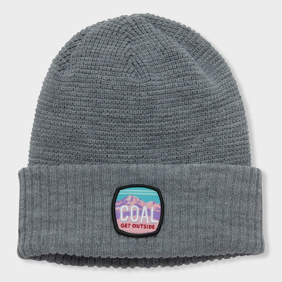 Coal The Tumalo Beanie Heather Grey