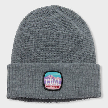 product: Coal The Tumalo Beanie Heather Grey