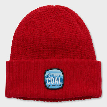 product: Coal The Tumalo Beanie Red