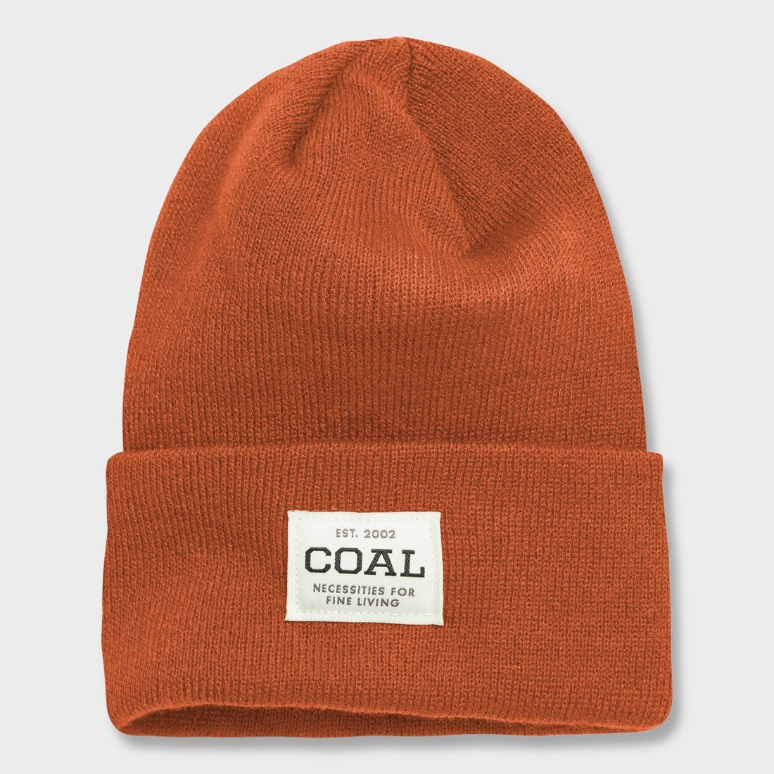 Coal The Uniform Beanie Burnt Orange