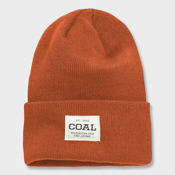 product: Coal The Uniform Beanie Burnt Orange