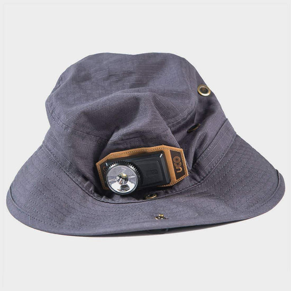 product: UCO Nightcap Bucket w/Headlamp Grey