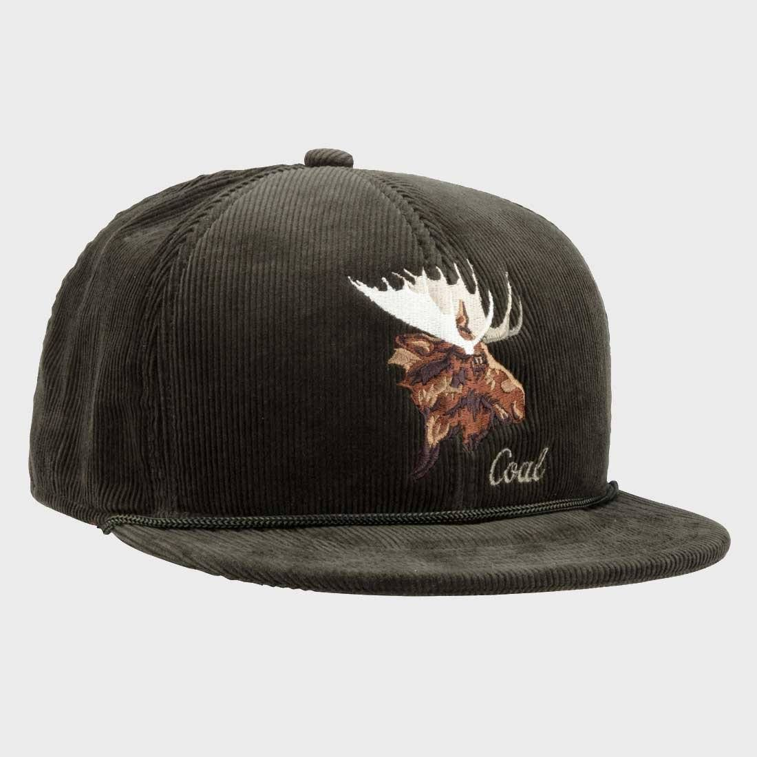 Coal The Wilderness Hat Forest Green (Moose)