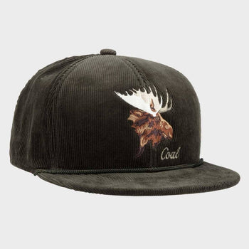 product: Coal The Wilderness Hat Forest Green (Moose)