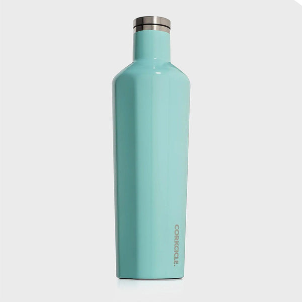 product: Corkcicle Canteen 25 oz Turquoise