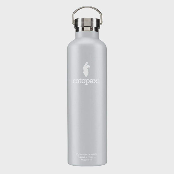 product: Cotopaxi Agua Water Bottle 750Ml Graphite
