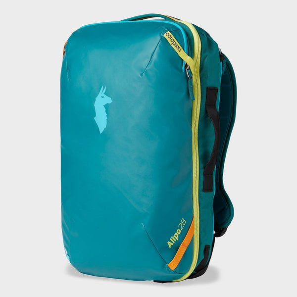 product: Cotopaxi Allpa 28L Travel Pack Evergreen