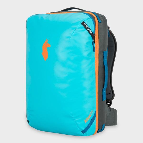 product: Cotopaxi Allpa 35l Travel Pack Caribbean