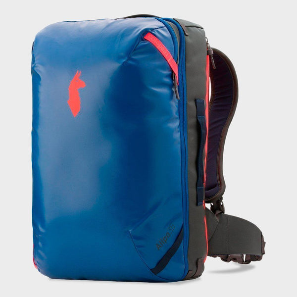 product: Cotopaxi Allpa 35l Travel Pack True Blue