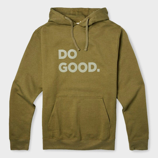 product: Cotopaxi Do Good Hoodie Moss