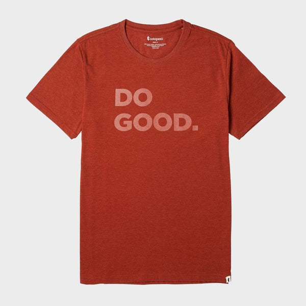 product: Cotopaxi Do Good T-Shirt Cayenne