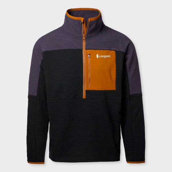 product: Cotopaxi Dorado Half-Zip Fleece Jacket Graphite/Black