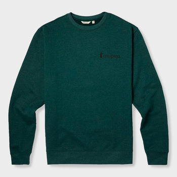 product: Cotopaxi Logo Crew Dark Forest