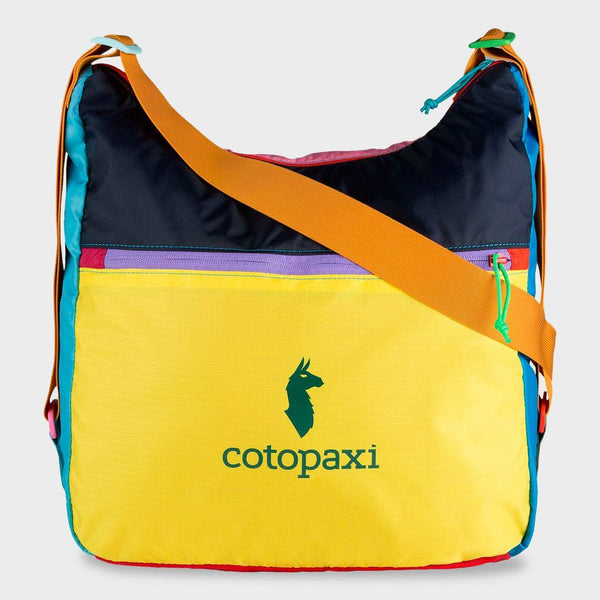 product: Cotopaxi Taal Convertible Tote Del Dia