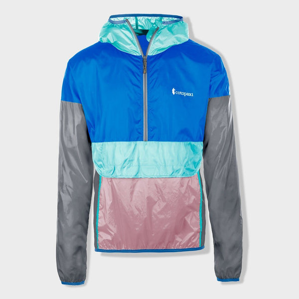 product: Cotopaxi Teca 1/2 Zip Unisex Jacket Mint