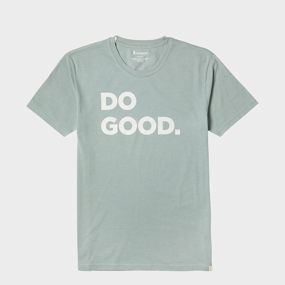 Cotopaxi Women's Do Good T-Shirt Sage