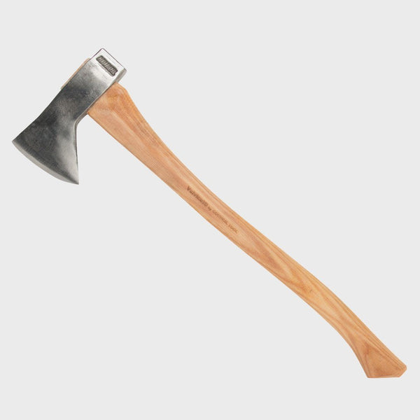 "product: Council Tools 2# Hudson Bay Axe; 28"" Curved Handle"