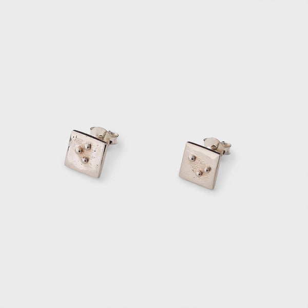 product: Covet And Keep Hannah Earrings Sterling Silver