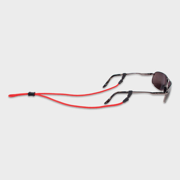 product: Croakies Terra System Adjustable XL Tite End Red