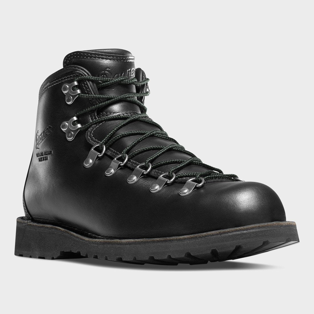 Danner Mountain Pass Boot Black Glaze