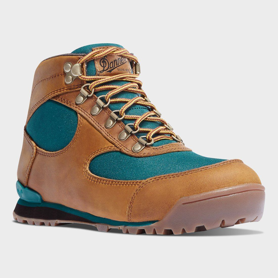 Danner Women's Jag Boot Distressed Brown/ Deep Teal