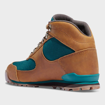 product: Danner Women's Jag Boot Distressed Brown/ Deep Teal