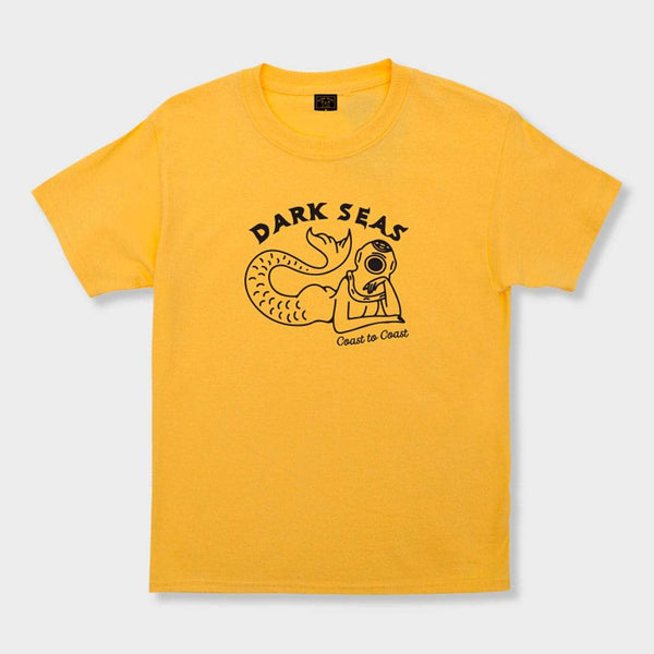 product: Dark Seas Divers Club Vintage T-Shirt Daisy