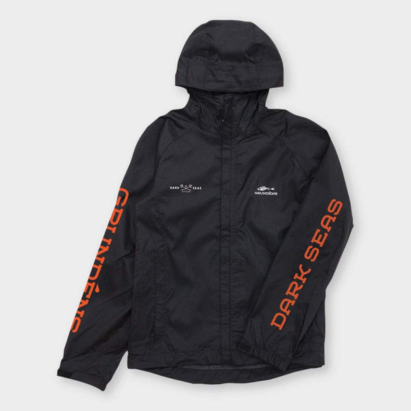 product: Dark Seas DS x Grundens Weather Watch Jacket Black