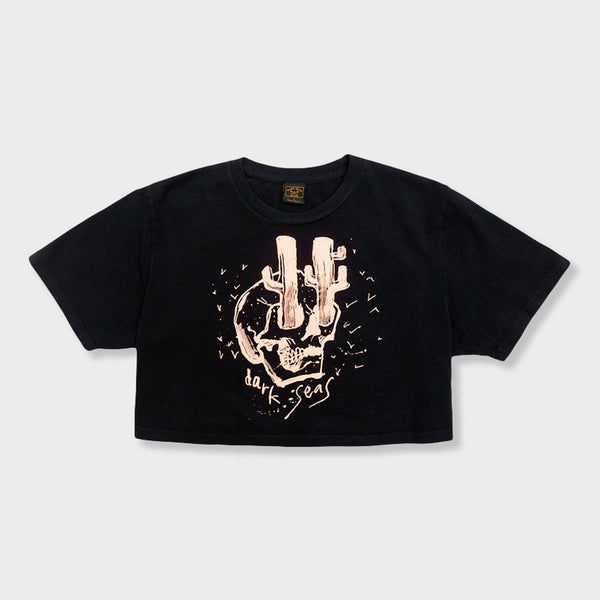 product: Dark Seas Women's DS X Daggerz Tecate Tee Black