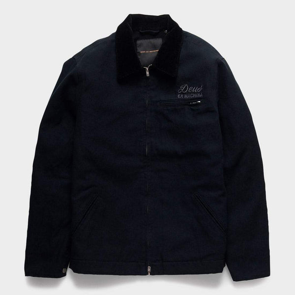product: Deus Ex Machina Address Workwear Jacket Black