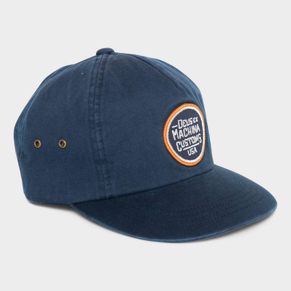 Deus Ex Machina Clay Cap Estate Blue