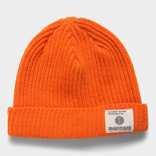product: Deus Ex Machina Delta Beanie Orange