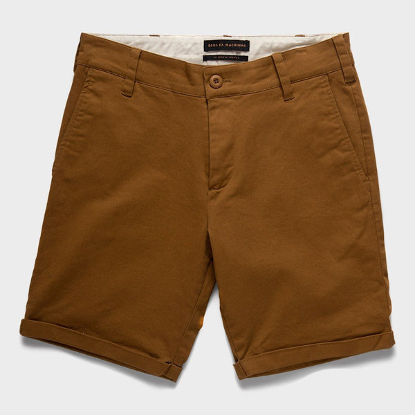 product: Deus Ex Machina Xavier Short Bronze Brown