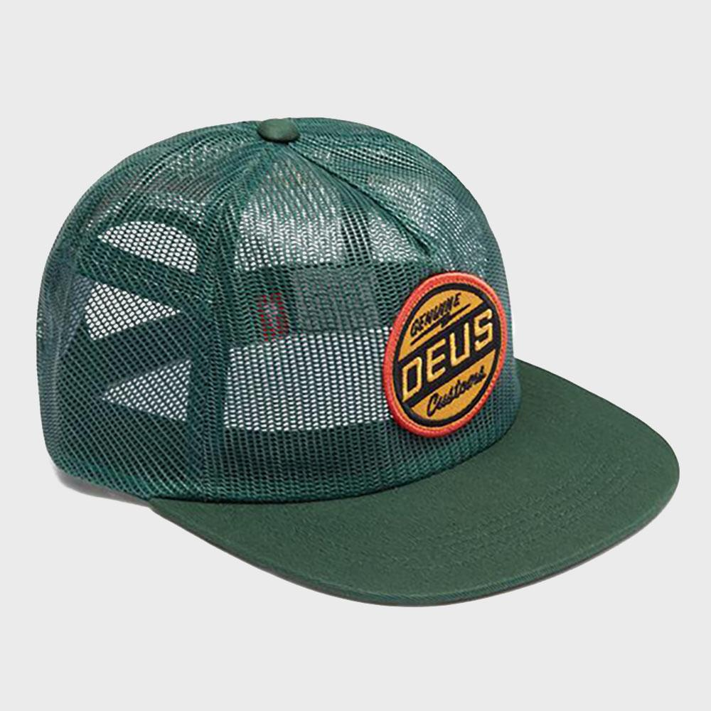 Deus Ex Machina Marsan Trucker Hat Forest