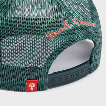 product: Deus Ex Machina Marsan Trucker Cap Forest