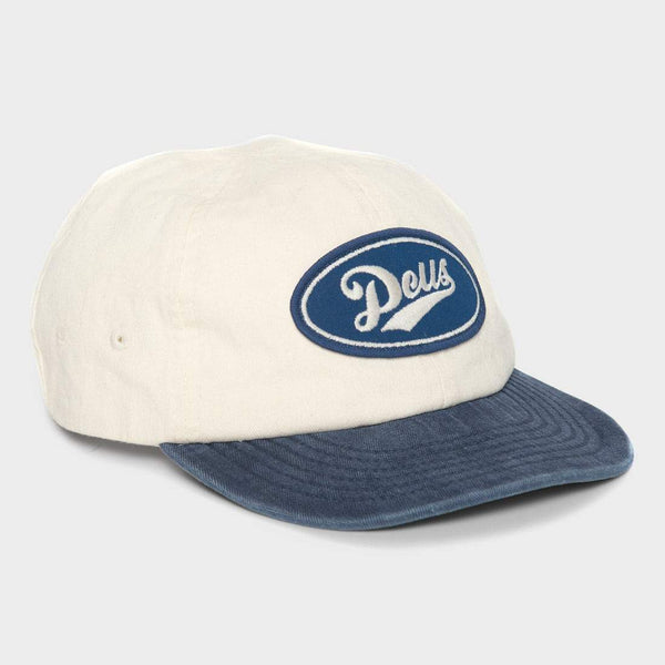 product: Deus Ex Machina Shop Cap Off White