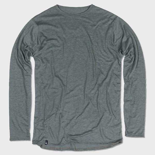 product: Duckworth Vapor LS Crew Spruce