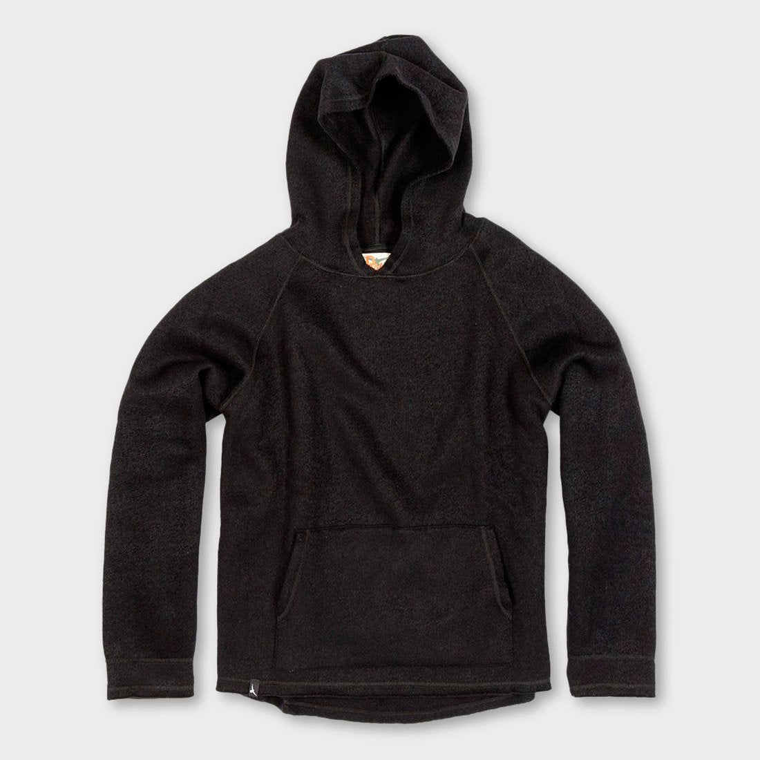 Duckworth Powder Hoody Black