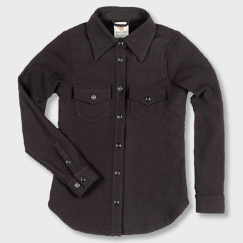 product: Duckworth Women's Powder Hi-Line Shirt Black