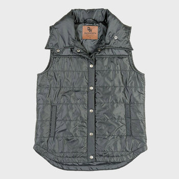 product: Duckworth Woolcloud Women's Vest Black