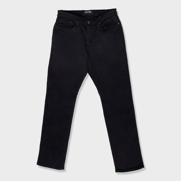 product: Duer No Sweat Pant Relaxed Black