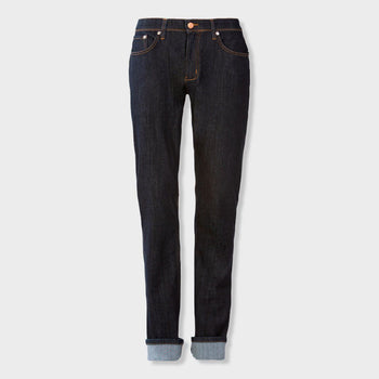 product: Duer Performance Denim Relaxed Heritage Rinse