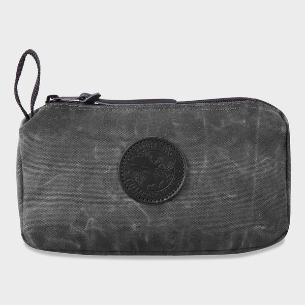 product: Duluth Pack Grab N Go Bag Waxed Grey