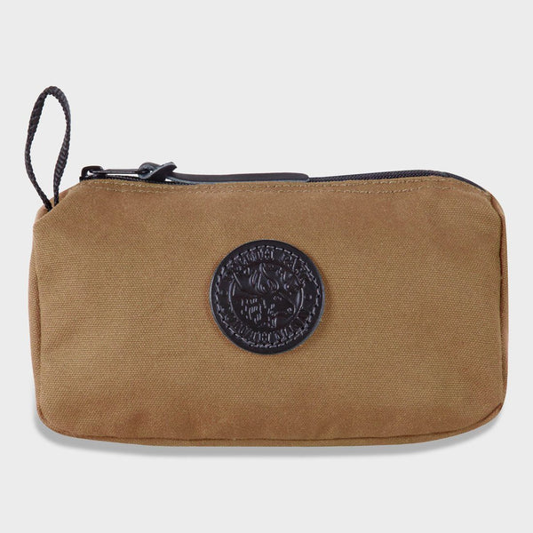 product: Duluth Pack Grab N Go Bag Waxed Khaki