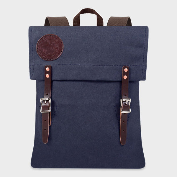 product: Duluth Pack Scout Pack Deluxe Navy