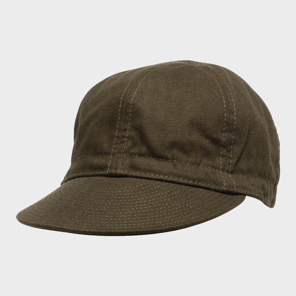 product: ELEMENT N. Cabourn Bandy Hat Military Green