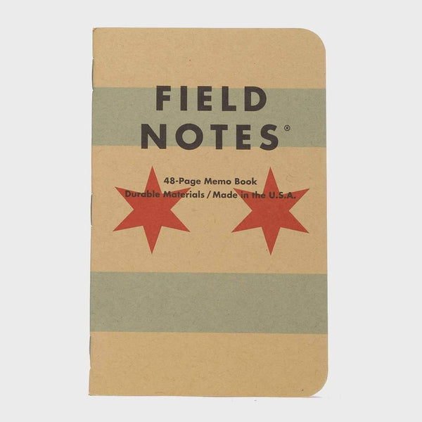 product: Field Notes Chicago Edition 3-Pack