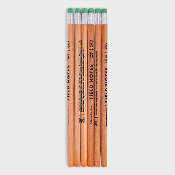 product: Field Notes Pencil 6 Pack