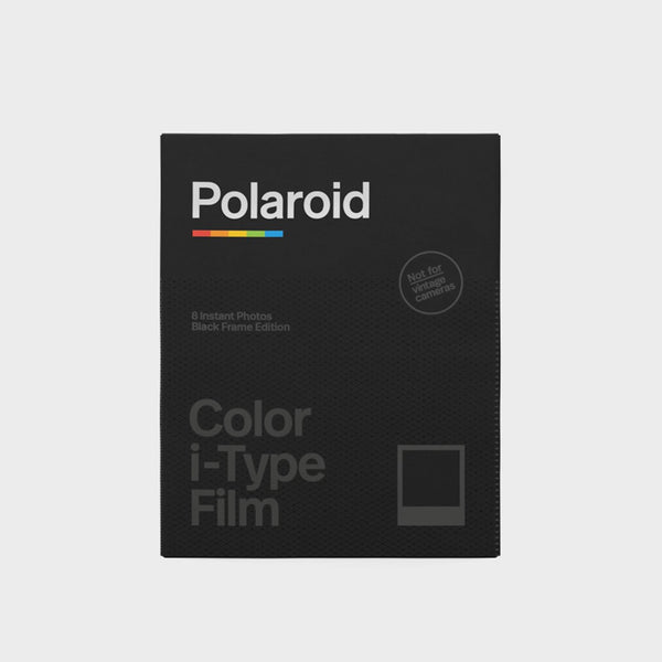 product: Polaroid Originals I-Type Film Black Frame Edition
